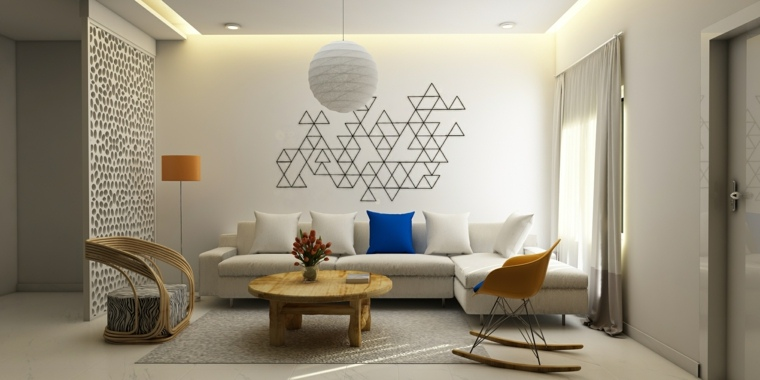 Salons Modernes Remarquables 25 Beaux Exemples
