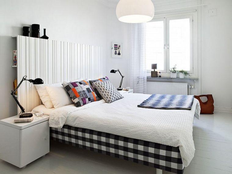 tete de lit originale a faire soi meme avec rangement pratique