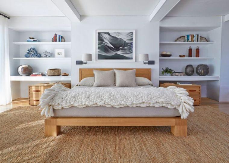 lit futon et lit plateforme pour