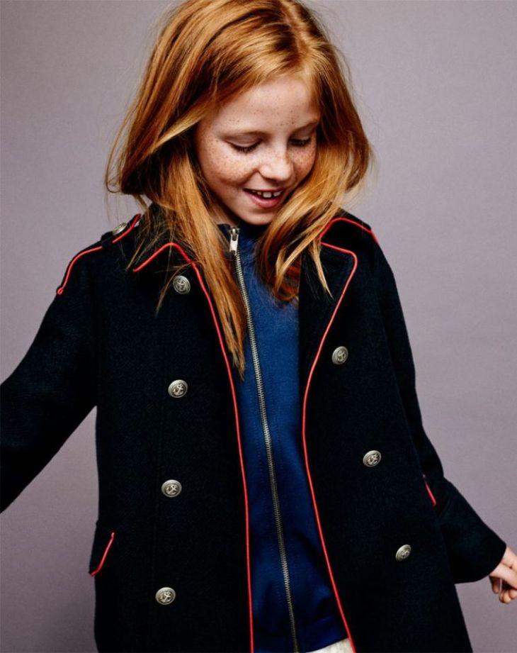 veste enfants fille mode automne