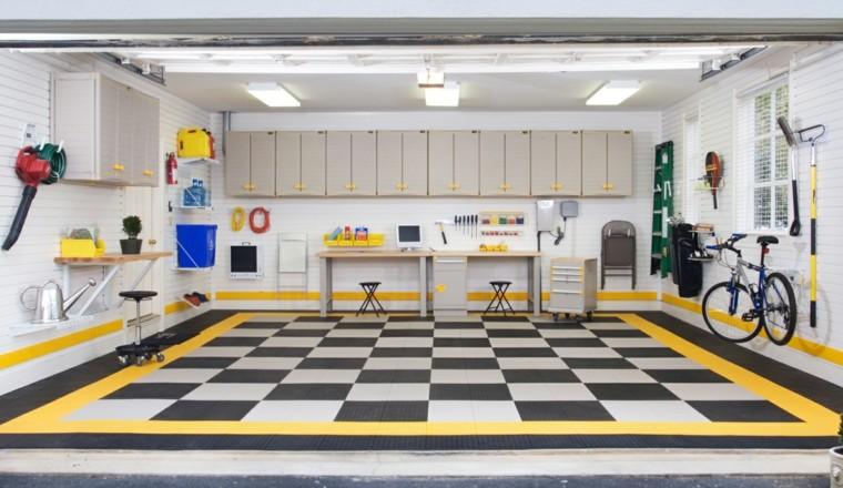 Amnagement Garage Suggestions De Rangement Astucieux