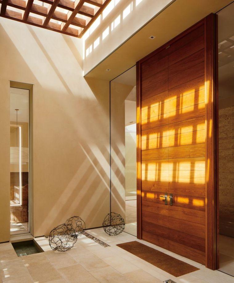 Porte Entre Design Pour Un Foyer Plein De Personnalit