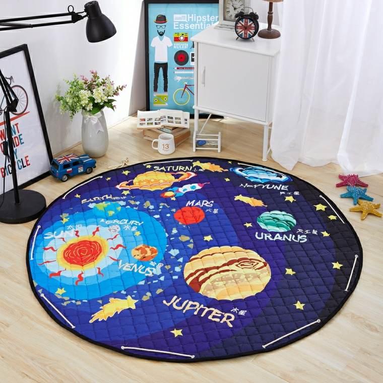tapis pour enfant un aire de jeux et