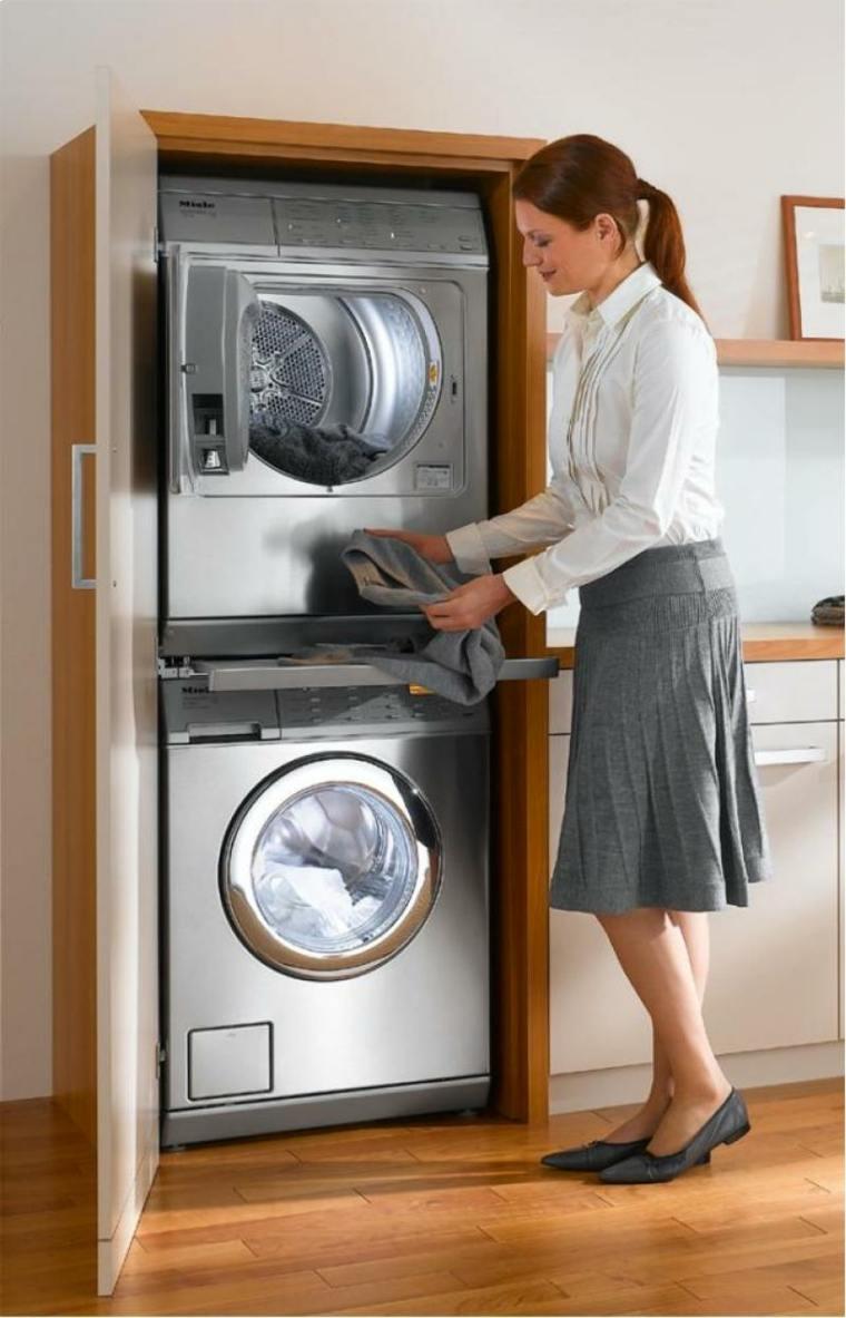 Meuble Machine A Laver Pour Un Coin Buanderie Pratique
