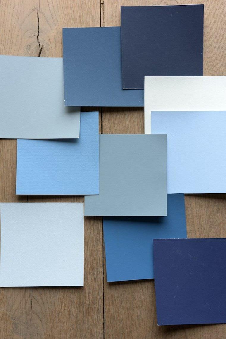 Dco Bleu Canard Bleu Paon Ou Bleu Ptrole