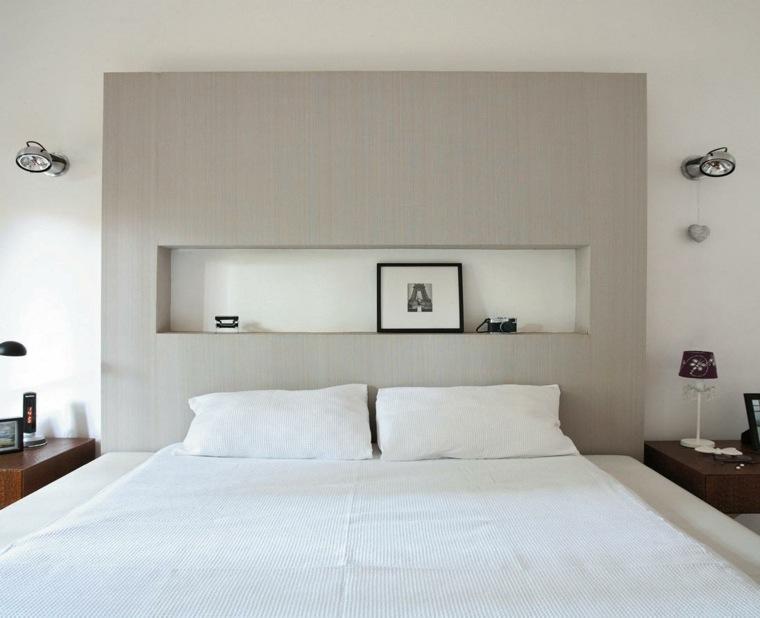 de lit avec rangement pour une chambre