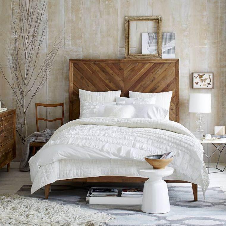 fabriquer une tete de lit en bois c est simple