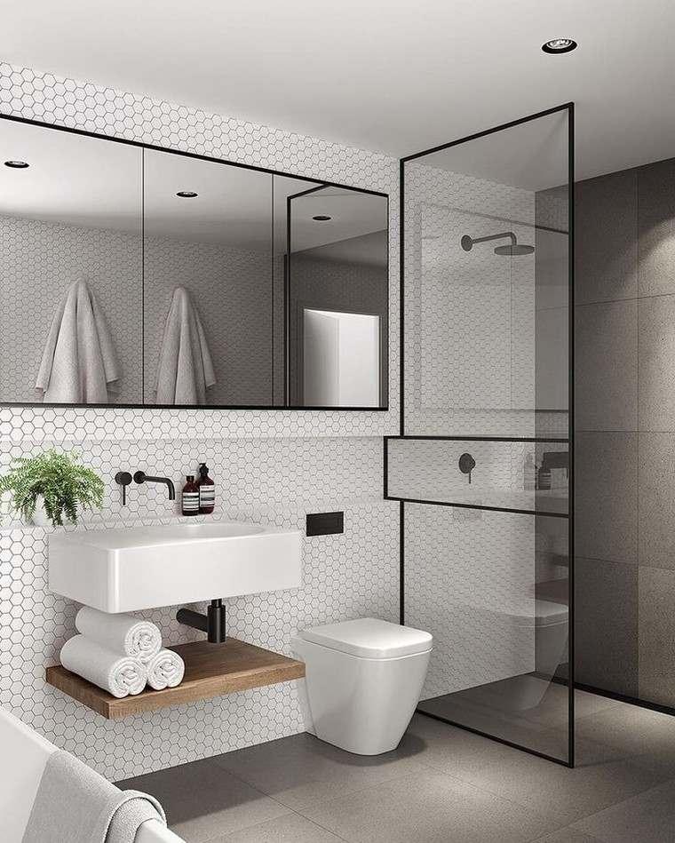 petite salle de bain moderne ou comment
