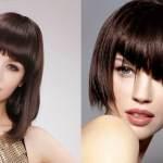 Coupe De Cheveux Femme 2019 La Coupe Avec Frange Devient Tres Tendance Cette Annee