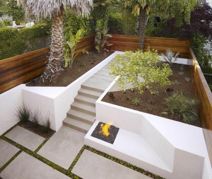 objet deco beton pour le jardin