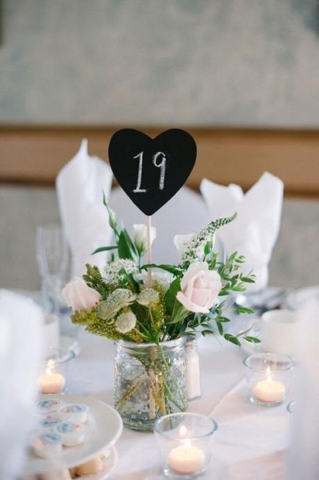 33 Ides De Centres De Table Pour Votre Mariage De Printemps