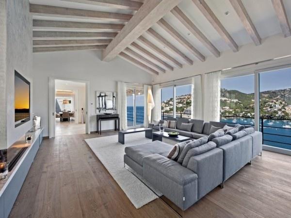 Belle Villa Espagnole Avec Vue Sur Le Port DAndratx