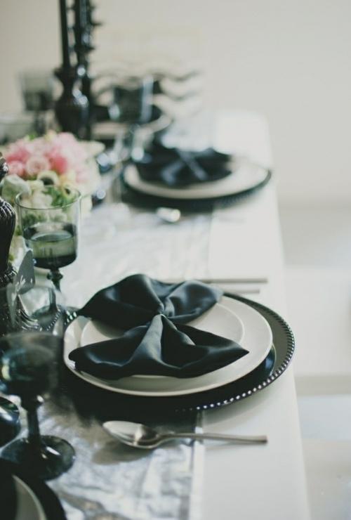 arts de la table les belles serviettes
