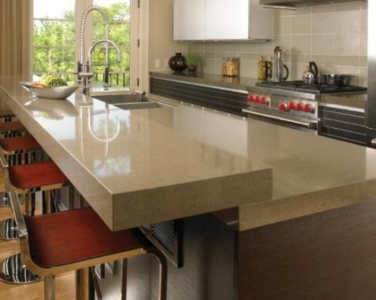 30 comptoirs de cuisine de design unique 15 30