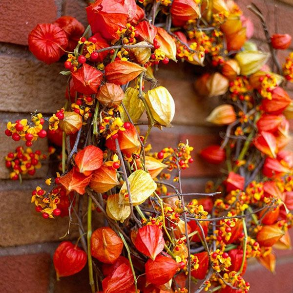 Quelques suggestions de décoration d'automne jolie et ...