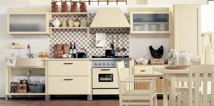 La Cuisine De Style Campagne Italienne Revisite Par