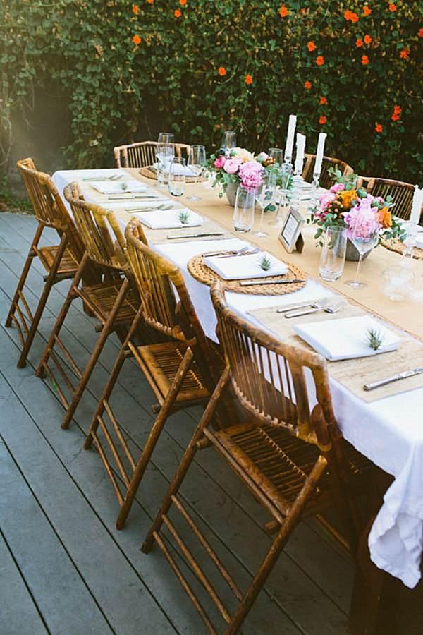 10 Ides De Dco De Fte DIY Pour Vos Tables