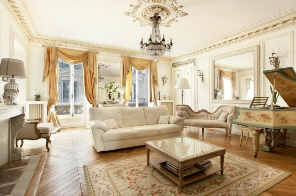 La Décoration De Style Parisien