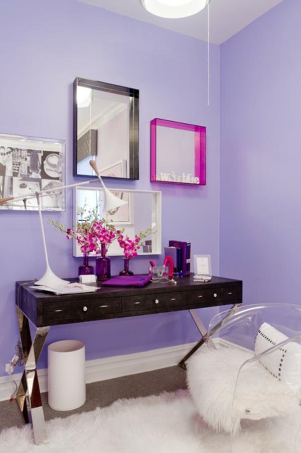Le Bureau Girly Style Fonctionnel En 20 Exemples