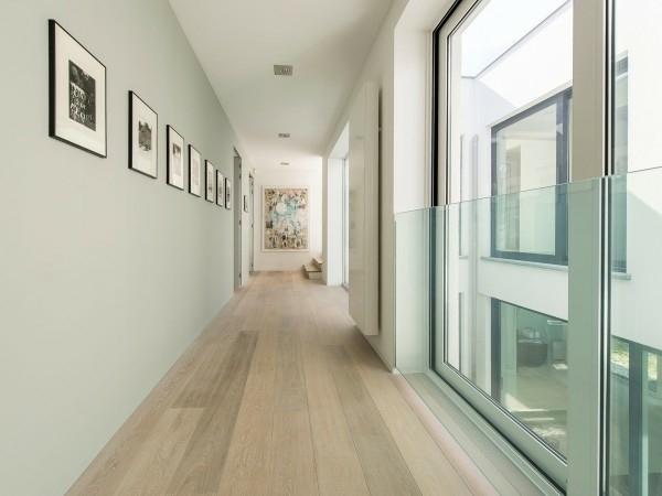 Une Maison Bruxelles Moderne Et Intressante