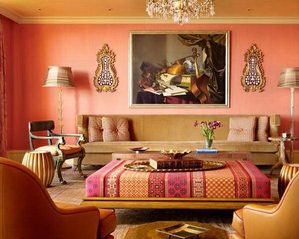 décoration orientale style marocain meubles