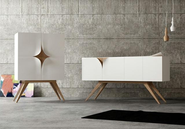 le mobilier design italien nous livre