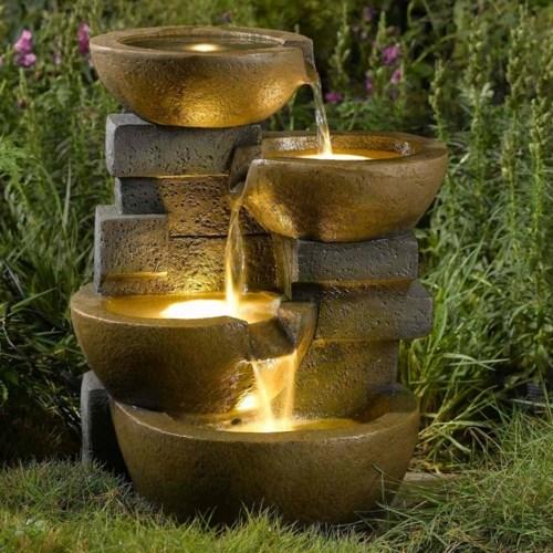 Fountain Lights Led