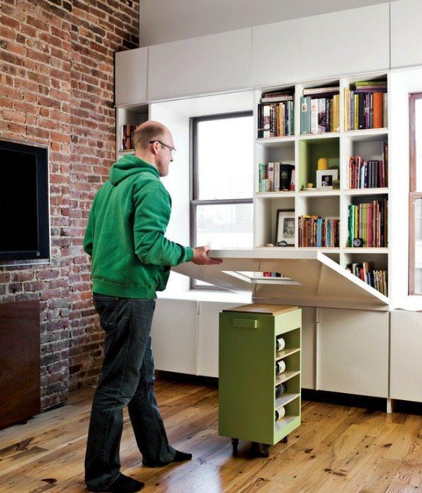 Optimiser Lespace Avec Une Table De Bureau Multifonctionnelle