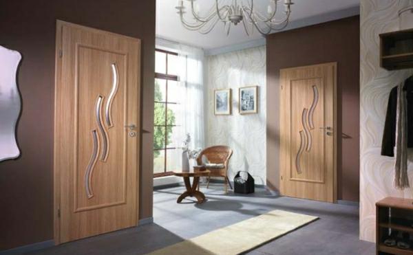 La Porte Dintrieur 31 Portes Design Par Porta Doors