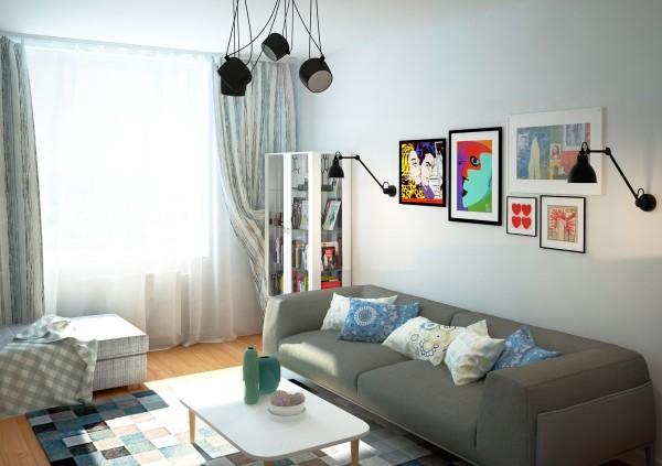 Deux Lofts Design Par Mooseberry Design Cool Et Modernes