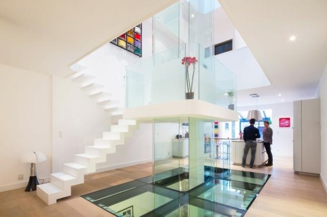 Maison Moderne Dissimule Sous Une Peau XIXme Sicle