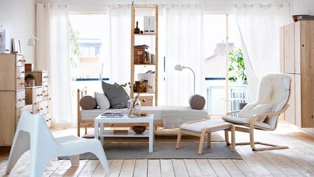 meubles ikea accents du nouveau