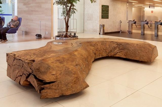 meubles en bois brut par tora brasil