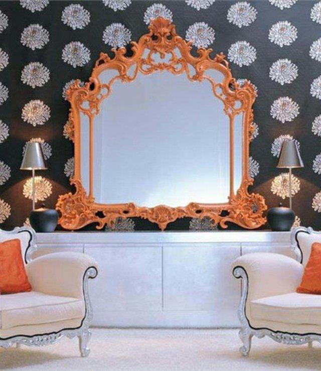 41 idees pour un miroir design et moderne