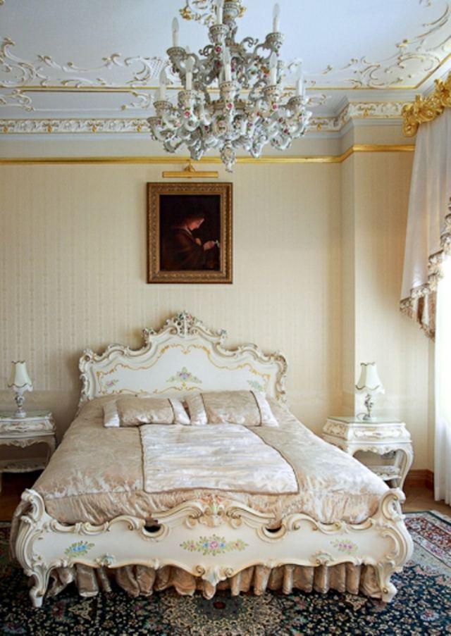 Le Style Rococo Un Dcor Riche Et Sophistiqu