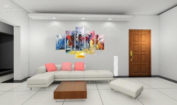 Le Tableau Moderne Qui Va Embellir Votre Maison