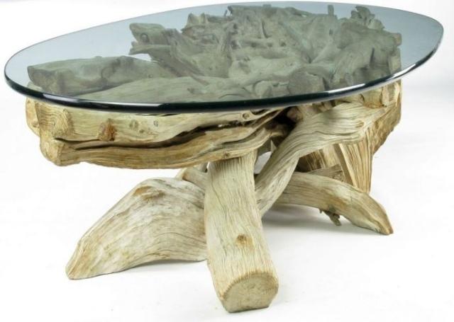 table basse en verre confort maximal