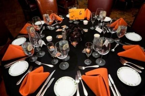 Halloween D 233 Co Table Th 233 Matique Pour Votre Mariage