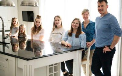 Maison familiale pour famille reconstituée : Pour que chacun y trouve sa place!