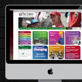 Tai Calon Website