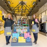 Alışverişi eğlence haline getirmek için tasarlanan mağaza Katia & Bony