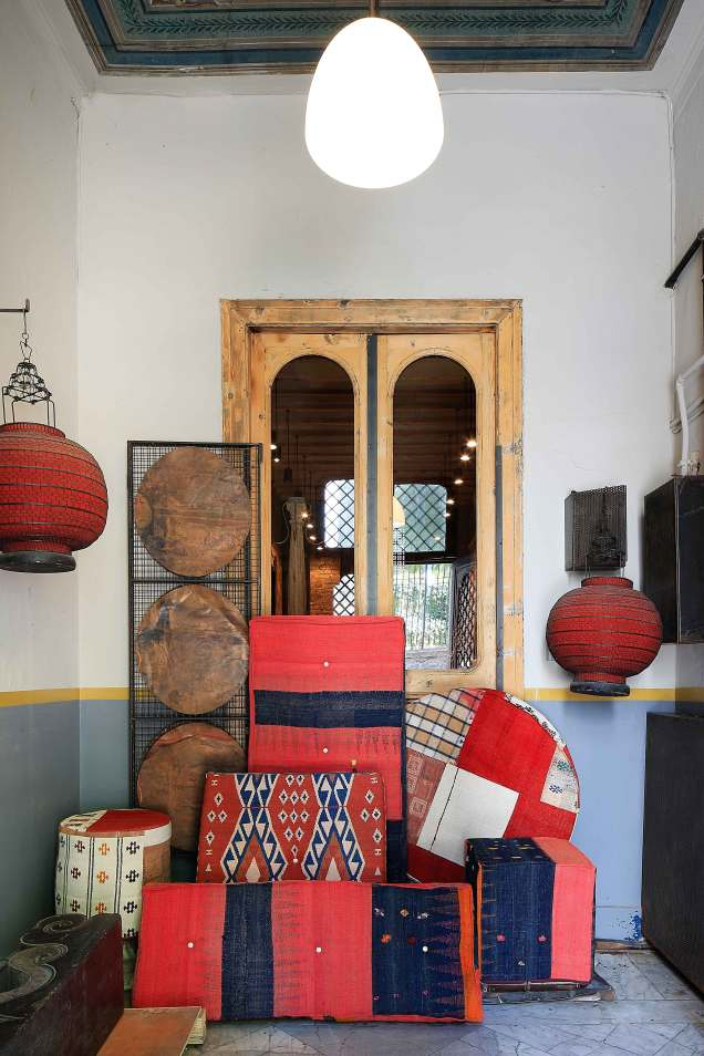 eclectic design_ethnic design objects