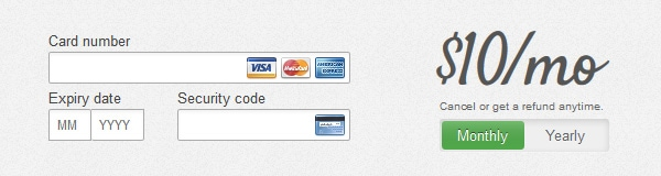 The Ultimate UX Design of: the Credit Card Payment Form