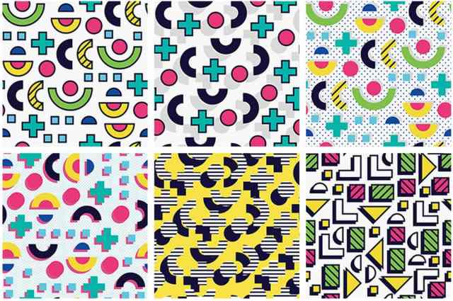 Eye-popping cultural geometry-inspired patterns
