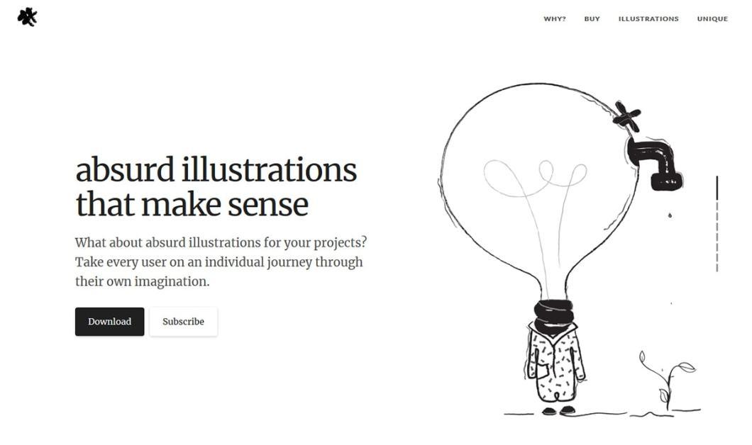 Artistic Illustrations Trend
