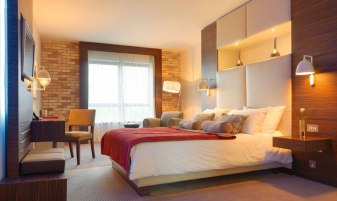 Absolute Hotel Interiors, Limerick - Standard Bedroom