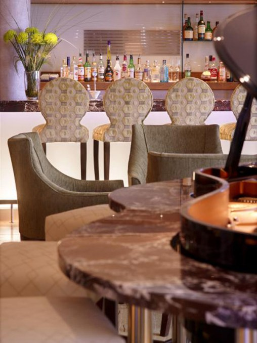 Aghadoe Heights Hotel Interiors - Bar & Lounge