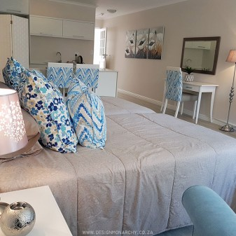 Constantia Place Guest Cottages | Interiors by Design Monarchy