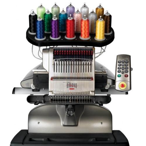 Single Head, Multi-Needle home embroidery Machines