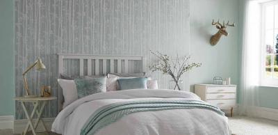 Обои для спальни - 105 фото дизайна, какие обои выбрать в ...